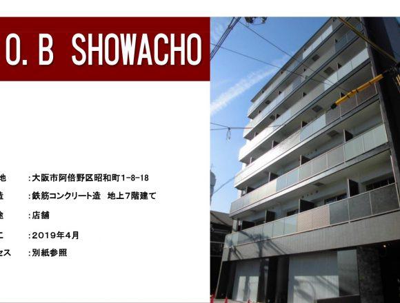 W.O.B SHOWACHO